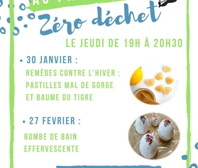 Atelier Zéro Déchet