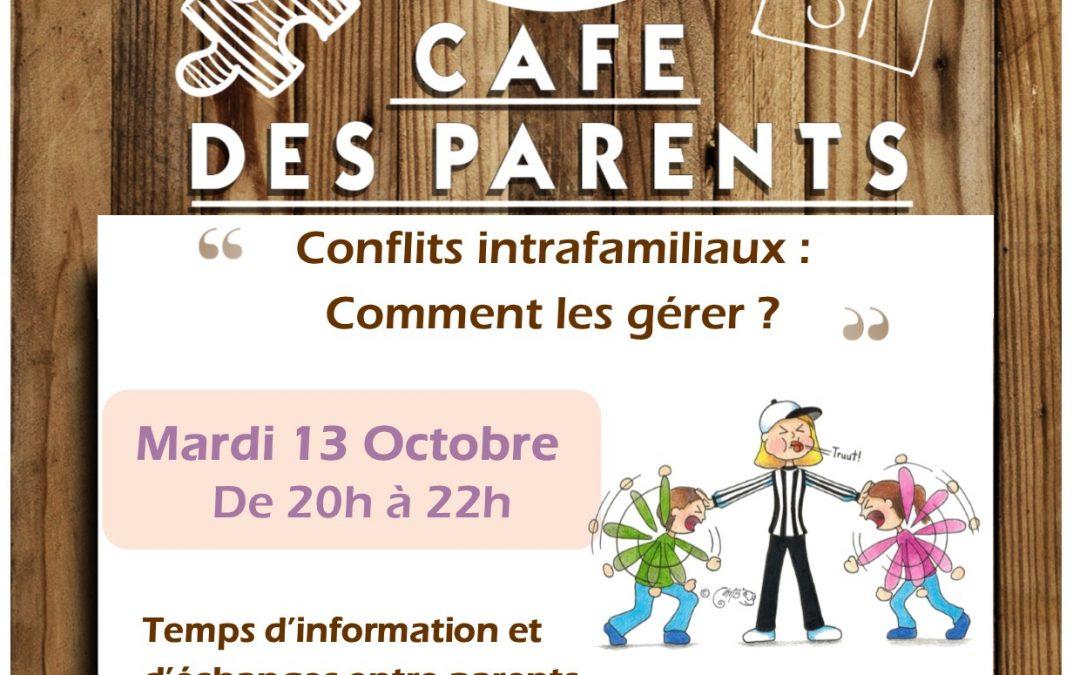 Café des parents sur «La gestion des conflits intrafamiliaux»