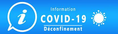 Modalités de réouverture du CSC – mis à jour le 15/05/2020