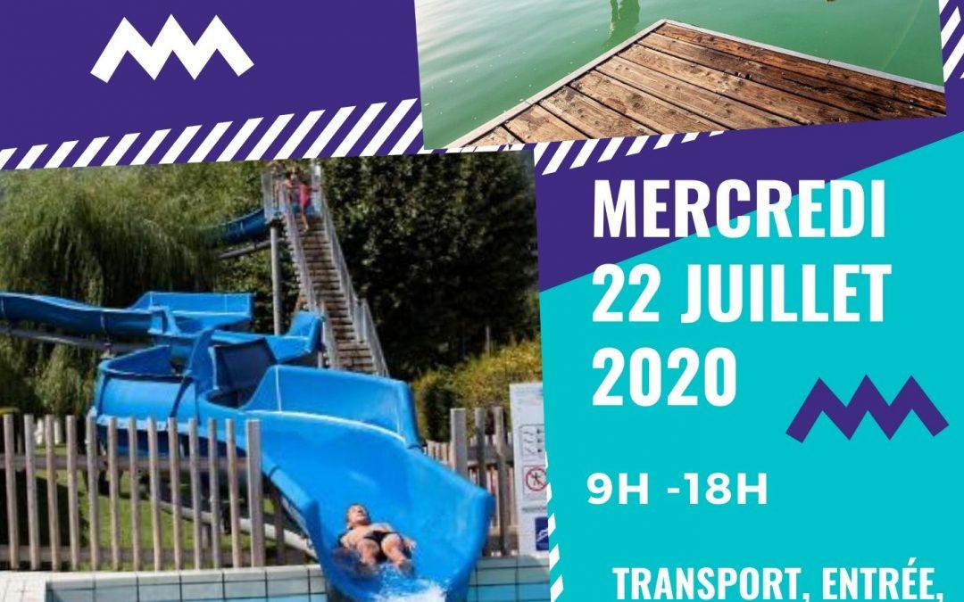 Sortie pour Tous à Aqualac à Aix-les-Bains