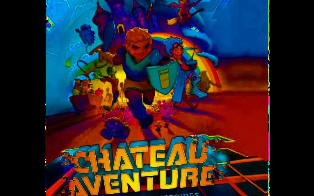 Animation ludothèque pour les 8-12 ans : Château Aventure en ligne