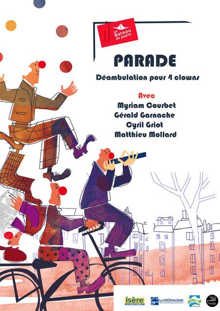MANIFEST parade